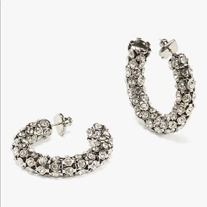 NEW Kate Spade Adore-ables Mini Hoop Earrings